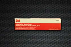 3M adhesive disc feathering (type 2)5oz.